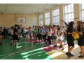 Танцы с волонтёрами